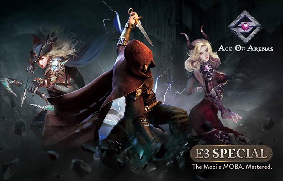 ace of arenas e3 2015