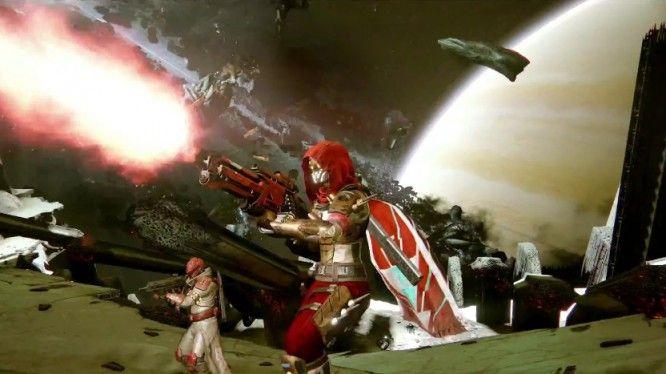 Destiny The Taken King E3 2015