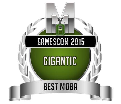 Best MOBA - Gigantic - Gamescom