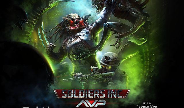 Alien vs Predator Soldiers Inc