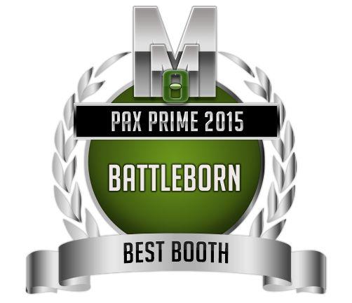 Best Booth - Battleborn - PAX Prime
