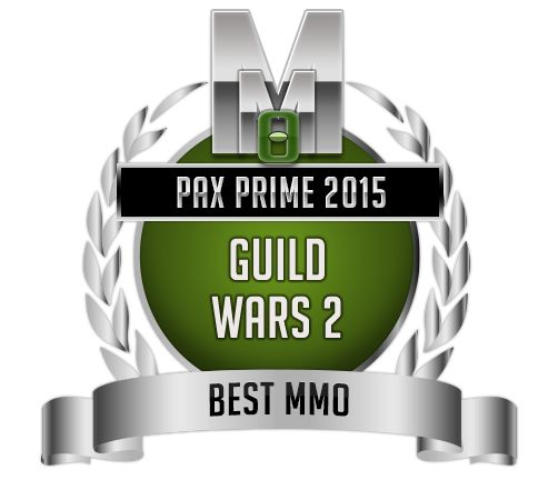 Best MMO - Guild Wars 2 - PAX Prime