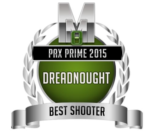 Best Shooter   - Dreadnought - PAX Prime