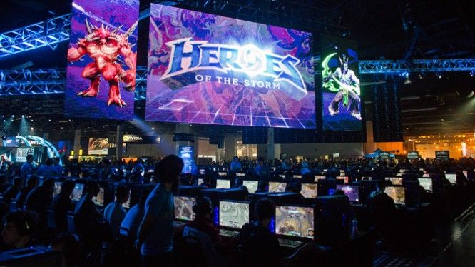 BlizzCon Heroes of the Storm