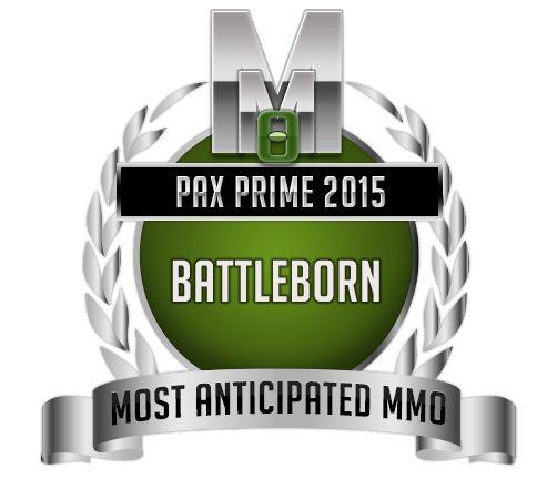 Most Anticipated - Battleborn - PAX Prime