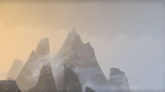 The Elder Scrolls Online Mountains