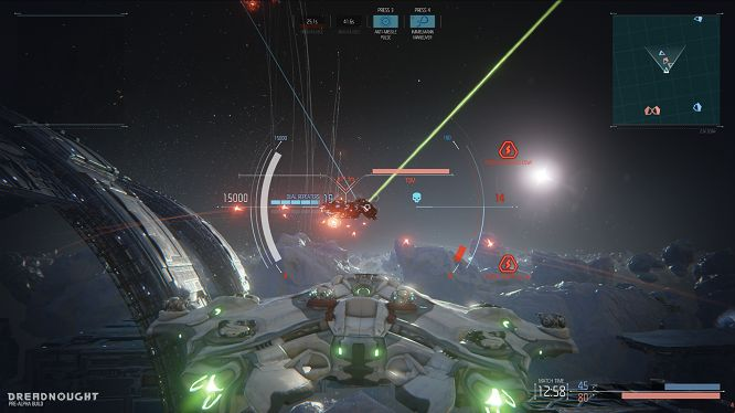 dreadnought support