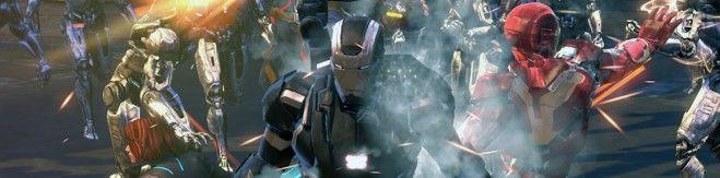 Marvel Heroes War Machine Gazillion