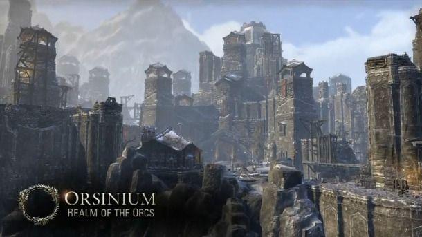 Elder Scrolls Online Orsinium