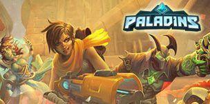 Paladins List Image Heroes