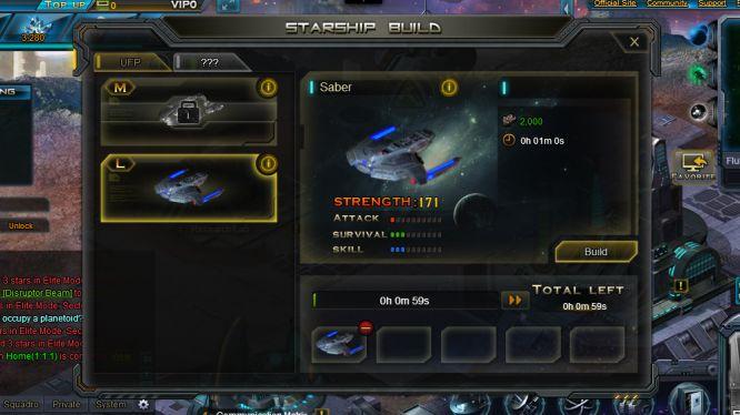 STAD - Starship Build