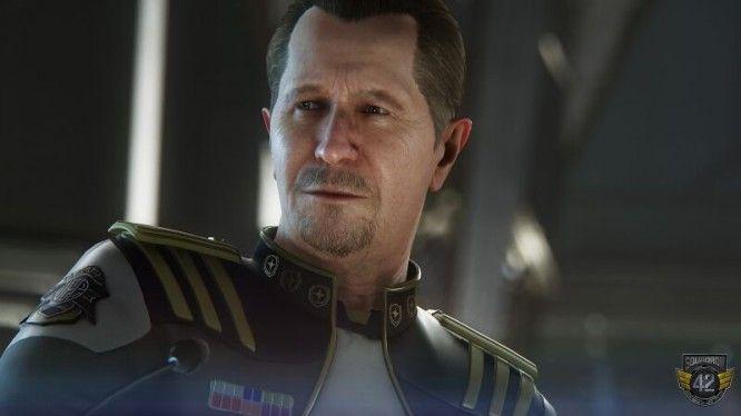Star Citizen Squadron 42 Oldman
