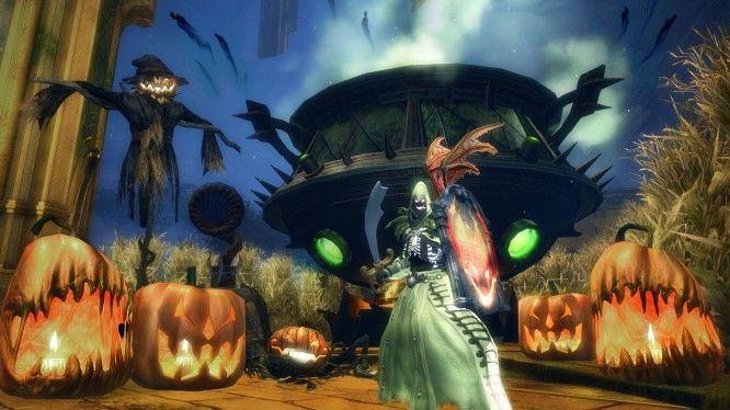 guild wars 2 halloween