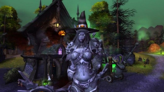 world of warcraft hallow's end