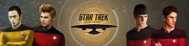 Star Trek: Alien Domain Pre-Christmas Gift Pack Key Giveaway MMOGames