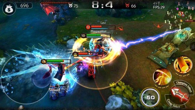 Ace of Arenas Screenshot - Gameplay 2