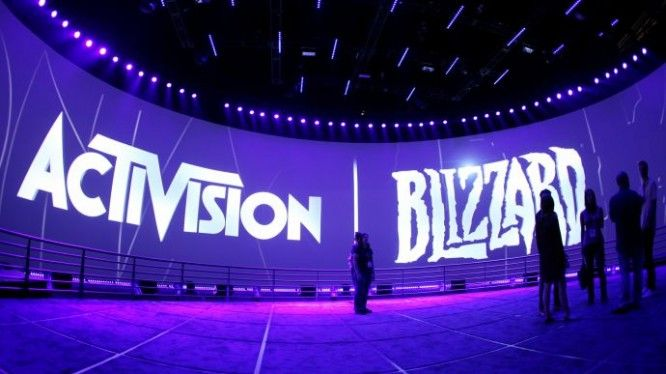 Activision Blizzard Q4 financial report