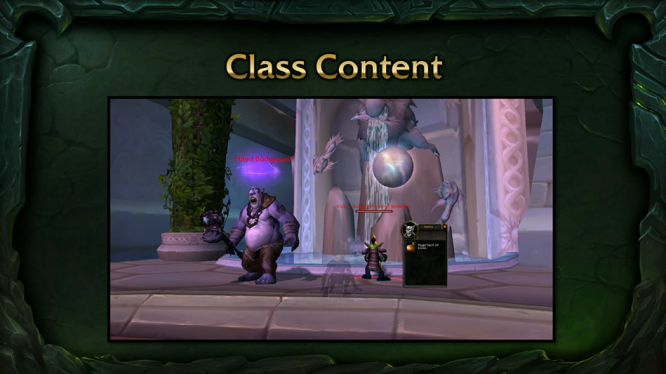 World of Warcraft Legion Blizzcon 2015