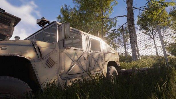 The Isle Screenshot Alpha Cars