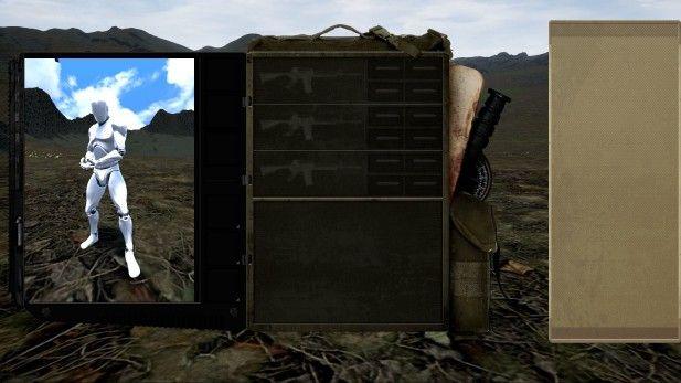 The Isle Screenshot Alpha Inventory