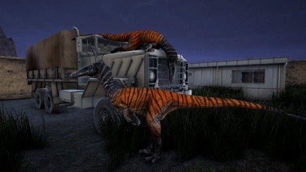 The Isle Screenshot Alpha Raptors