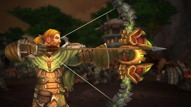 World of Warcraft Legion Hunter