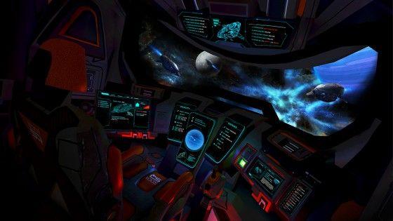 3001SQ Screenshot Alpha Cockpit