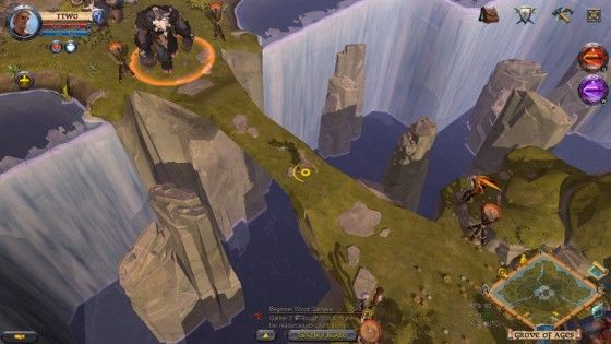 Albion Online Launches First Content Update