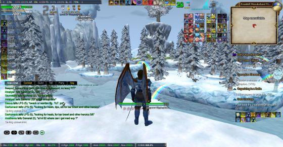 EQ2 Wonderland Village 2