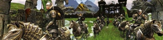 Lord of the Rings Online Turbine