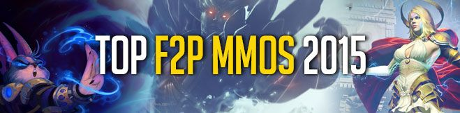 Top F2P MMO 2015