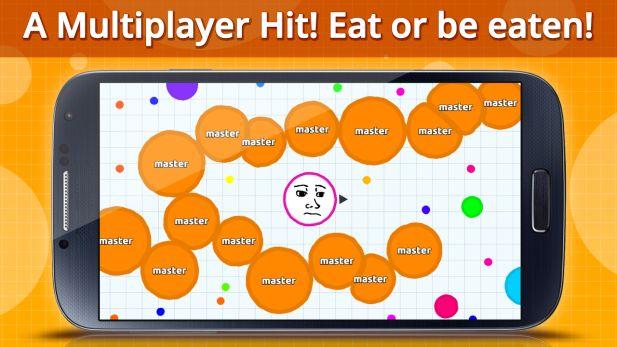 Agar.io Screenshot Multiplayer