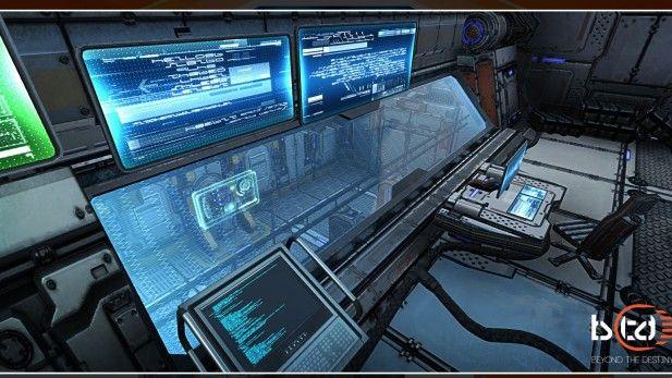 Beyond The Destiny Screenshots Alpha Consoles