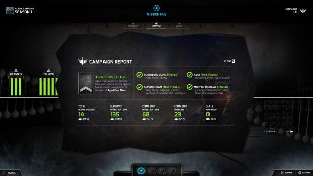 Black Watchmen Campaign Report
