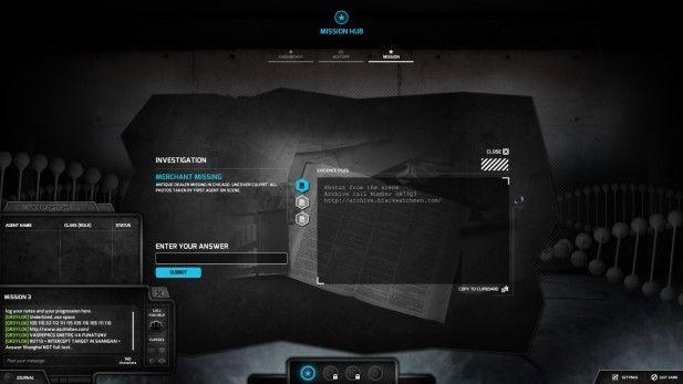 Black Watchmen Investigation