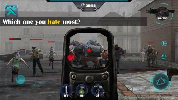 Dead Union Screenshot Aim
