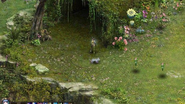 Dragon Heart Online Screenshot Cave