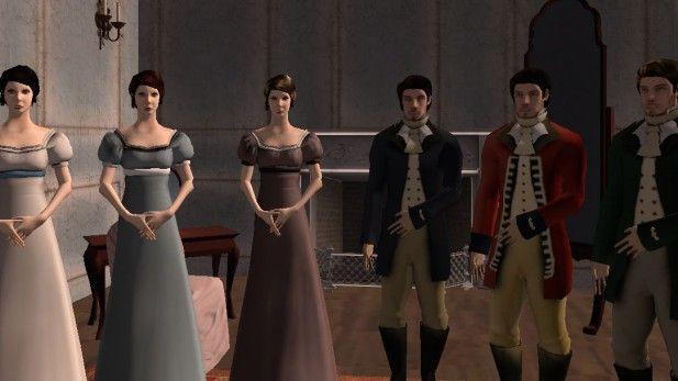 Ever, Jane Screenshot A Ball