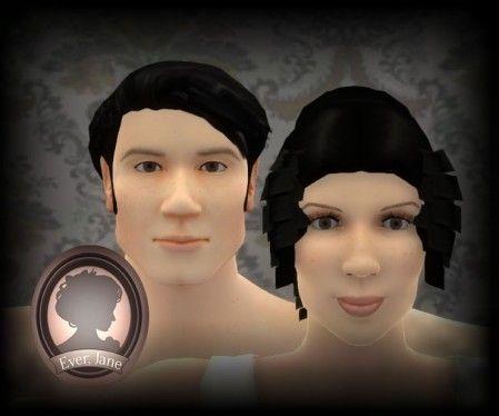 Ever, Jane Screenshot Characters
