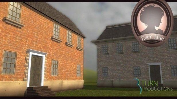 Ever, Jane Screenshot Cottages