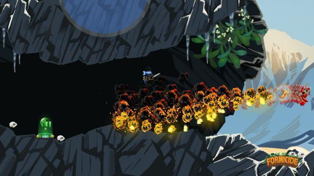 Formicide Screenshot Alpha Ninja