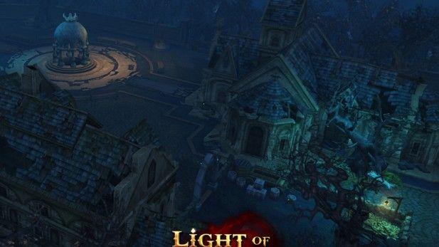 Light of Darkness Screenshot Church