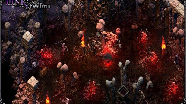 Linkrealms Screenshot Beta Bones