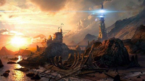 Shadow Realms Screenshot Coast