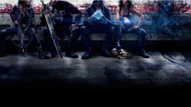 Shadow Realms Screenshot Metro