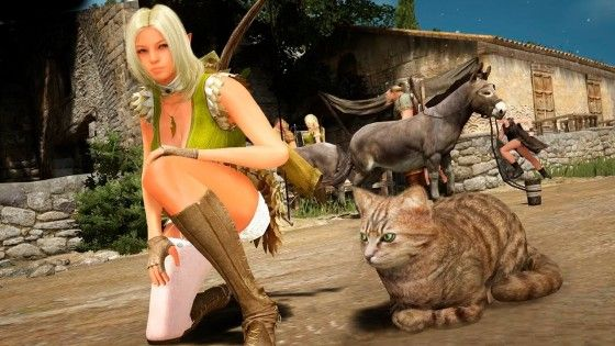 Black Desert Online Changes Party Play and Energy System