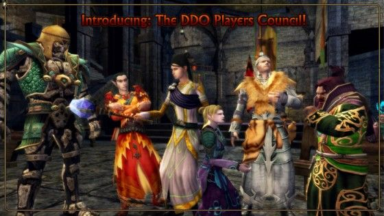 Dungeons & Dragons Online Players Council