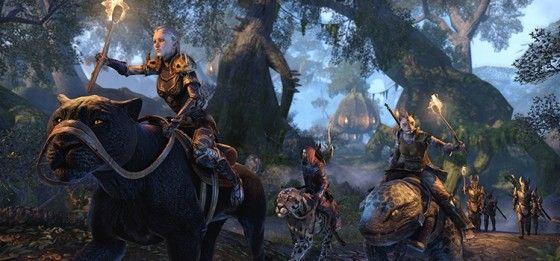 Elder Scrolls Online Discusses The Year Ahead
