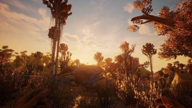 Repopulation Fragmented Alpha Screenshot Sunset