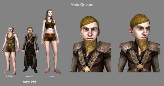 Dungeons & Dragons Online Teases Gnome Race